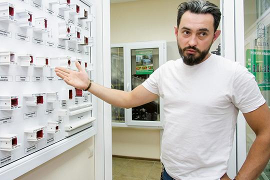 Через своего сына Антона (на фото) предприниматель передал, что как минимум состороны собственников жилья ввопросе покупки все было чисто, авопросы между ИПВласовой иееарбитражным управляющим его некасаются