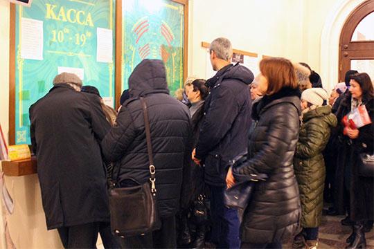 У самого богатого театра Татарстана до сих пор отсутствует нормальная система электронной продажи билетов