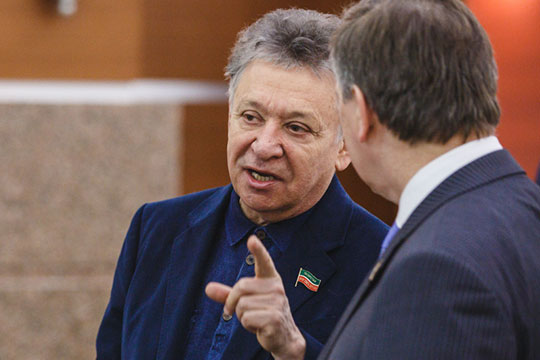 Все-таки у директора театра им. Джалиля Рауфаля Мухаметзянова есть какой-то собственный «пунктик» в отношении татарских опер