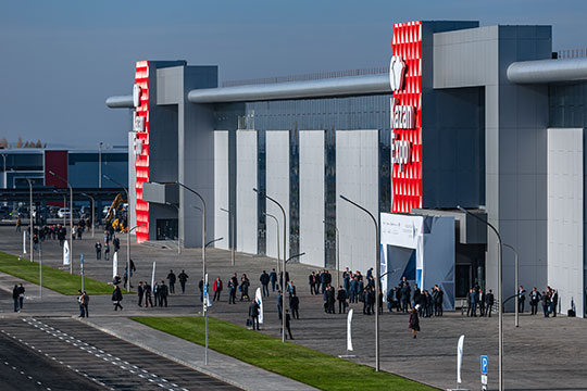 Впрошлом году самое заметное событие случилось, конечноже, врайоне аэропорта: здесь запустили выставочный комплекс «Казан экспо» стоимостью неменее 9,5млрд рублей