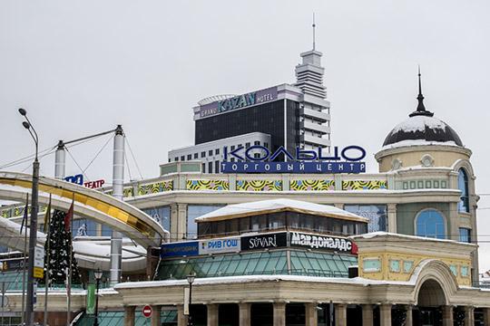 Собственники ТЦ«Кольцо» братья Хайруллины решили провести открытый архитектурный конкурс напроектирование нового фасада здания