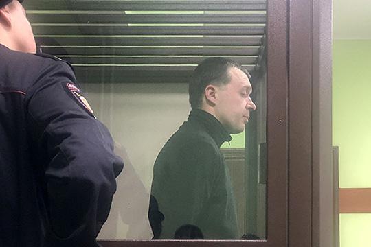 Вадим Караваев— единственный, кто категорически непризнавал вину исмомента содержания находился визоляторе