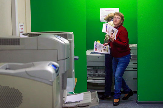 Картриджная афера: десятки госведомств Татарстана развели на поддельные Xerox и HP?