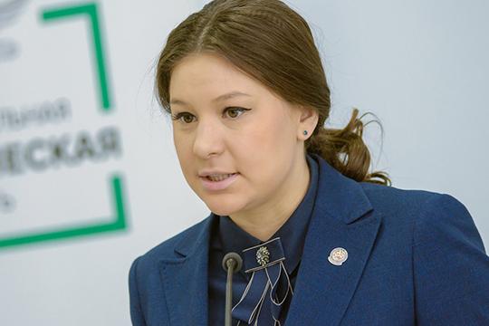 Отчетное мероприятие машиностроительного кластера РТ модерировать приехала лично руководитель АИР Талия Минуллина