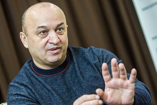 Ильхам Хазеев последние четверть века был самым близким человеком для Ильгама Шакирова