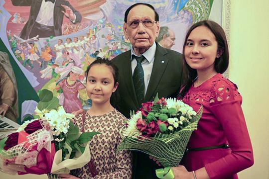 «Для моих детей Шакиров был лучшим бабаем»