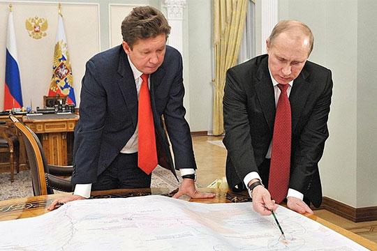 «Я думаю, что Миллер уйдет тогда, когда захочет сам, и с этим будет согласен Путин»