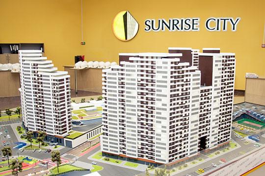 Не отражен в рейтинге ЖК Sunrise City, который в Набережных Челнах строит ООО «Санрайс Капитал» с турецкими корнями
