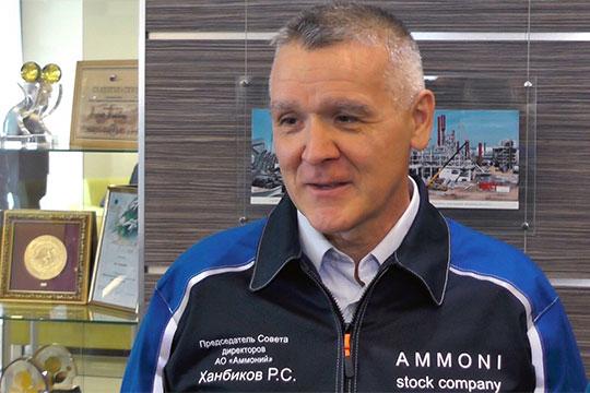 Получил 4 дополнительных очка и перешел с 19-го на 15-е место гендиректор «Газпром межрегионгаз Казань» Ринат Ханбиков