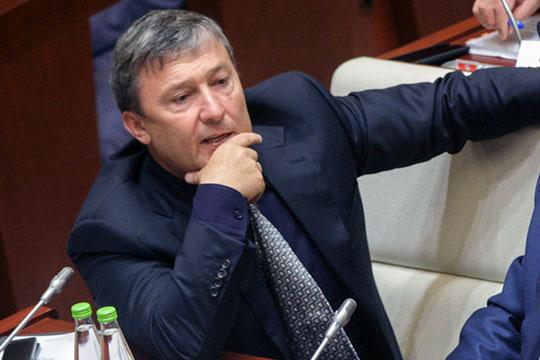 Равиль Зиганшин, владелец «ПСО «Казань», лишился сразу 5 очков, спустившись на 13-е место и оказавшись за пределами первой десятки