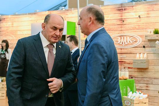 Иван Егоров, гендиректор ОАО «Холдинговая компания «Ак Барс», потерял три очка, спустившись на 8-е место