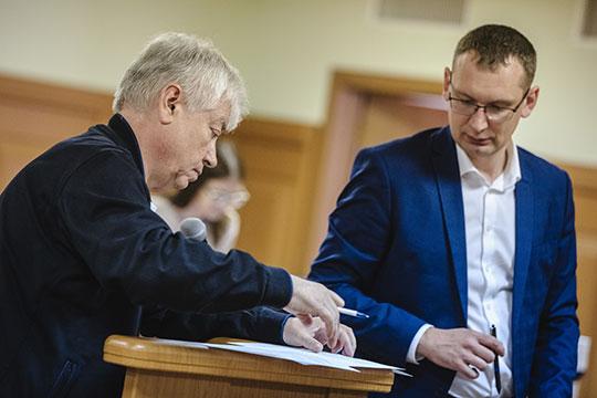 С 67 на 72 место спустился Роберт Мусин — Приволжский районный суд пытается научить его скорочтению, обязав читать не менее одного тома материалов уголовного дела в день