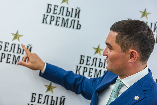 Гендиректор ОАО «Татспиртпром» Ирек Миннахметов поднялся на 14-е место