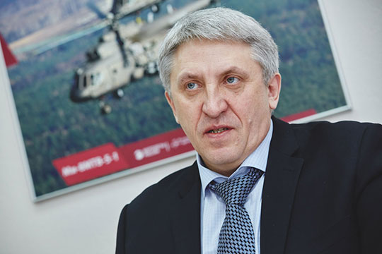 Тремя очками наши эксперты наградили гендиректора ПАО «Казанский вертолетный завод» Юрия Пустовгарова, что дало ему возможность подняться на 20 место