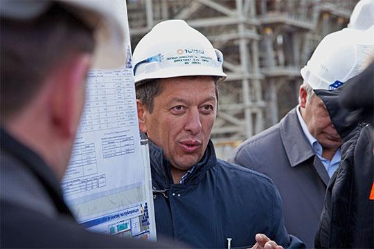 Лидерство в рейтинге уверено удерживает гендиректор ПАО «Татнефть» Наиль Маганов, который упрочил свои позиции