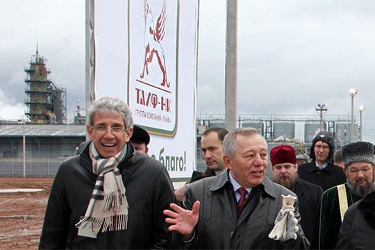 Гендиректор которого Альберт Шигабутдинов, сохранил за собой 4 место