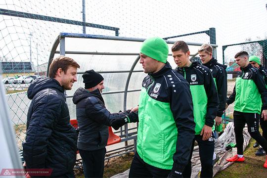 Появление Кузьмина в тренерском штабе «Рубина» соответствует новому вектору клуба, который пытается начать всё с начала, с правильными механизмами и системой