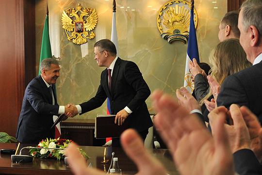 «Дай бог, Минниханов подскажет Хабирову, как изфедерального бюджета вытаскивать деньги…»