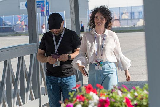 В июне 2018 года Фишман Бекмамбетов были замечены вместе на проходящем в Казани матче Чемпионата мира по футболу, что породило новую волну слухов