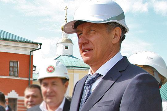 енподрядчиком строительства выступает «Евростройхолдинг+»Владимира Казилова