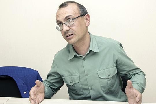 Рустем Фасихов:«Национальных парков натерритории России очень много. Есть, например, Куршская коса, там плата завход уже реализована. Посетителю заэто предоставляется комплекс услуг, тропа, лекции»