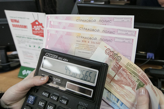 В2018 году доля убыточного ОСАГО впортфеле«Наско»увеличилась с37% до57%