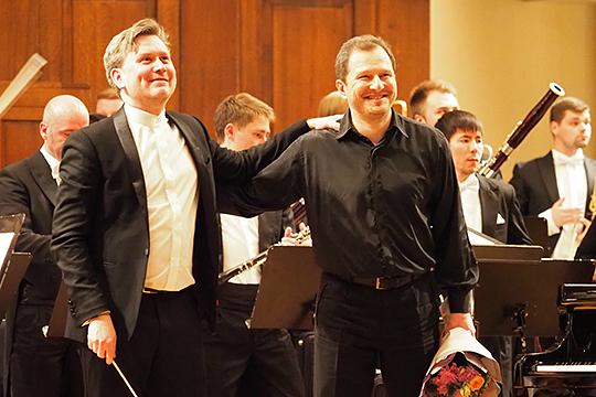 «Работать статарстанским оркестром– истинное удовольствие»