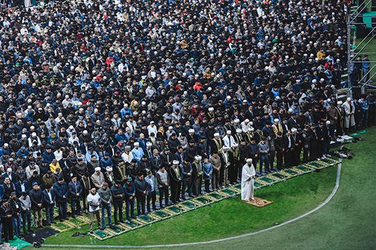 Впервые республиканский ифтар собрал 15 тысяч человек