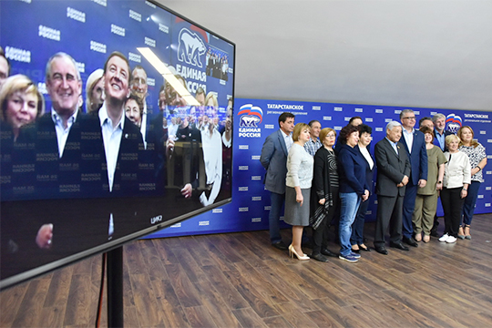 По итогам прошедших в минувшее воскресенье праймериз «Единая Россия» практически определилась со списком кандидатов в Госсовет РТ