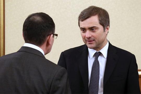 На этой неделе политические Telegram-каналы бурно обсуждали отставку Владислава Суркова с поста помощника президента, отвечающего за украинское направление