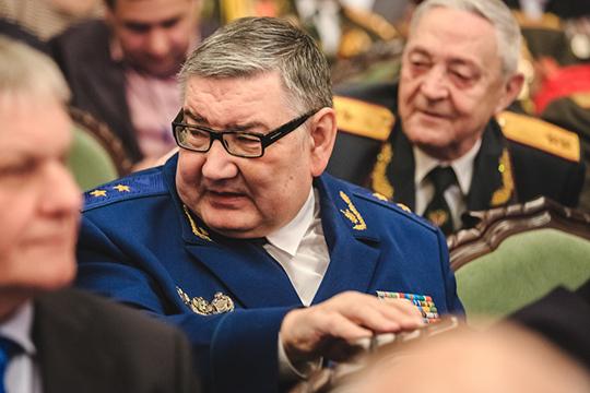 «Прошла всего неделя после моего назначения, и уже 7 июля 2000 года я подписал протест на некоторые положения татарстанской Конституции»