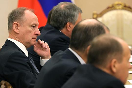 Ключевые изменения последнего времени— это вхождение вчлены Политбюро секретаря СовбезаНиколая Патрушева