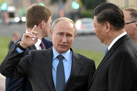 Владимир Путин: «Когда тигры дерутся, умная обезьяна сидит исмотрит, чем это закончится»
