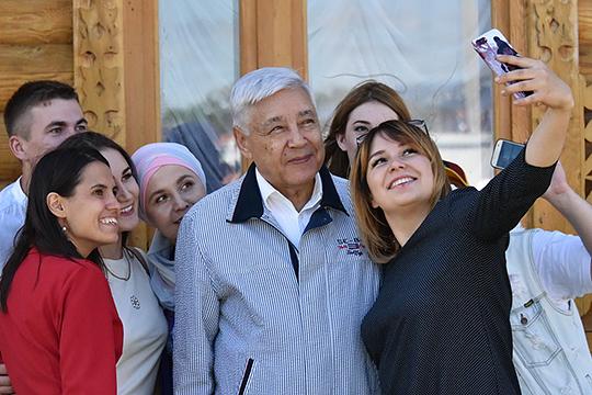 Фарид Мухаметшин – татарским блогерам: «Помните, как мысМосквой схлестнулись?»