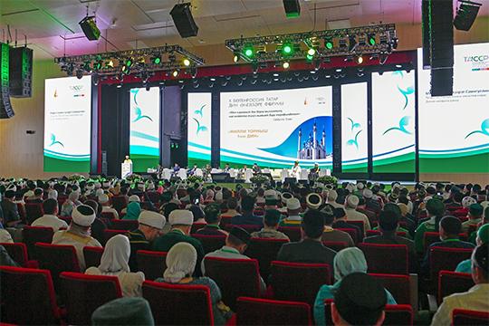 «Вопрос не в том, зачем имамы и муфтии приезжают из года в год год в Казань, а совершенно в другом: почему количество участников форума никак не переходит в качество?»