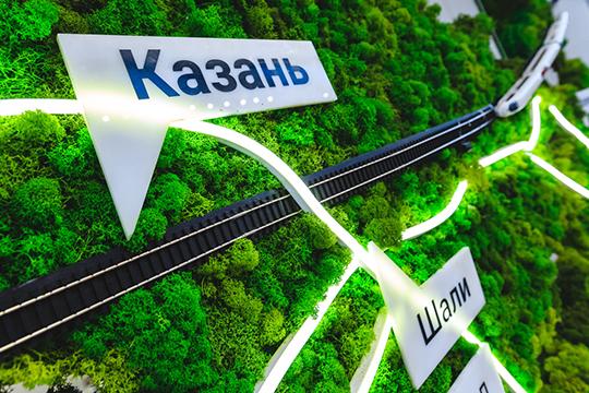 ВТатарстане уже, посути, начали строить часть коридора кКитаю— 300-километровый участок трассы Шали— Бавлы
