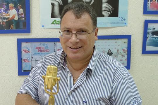 Сегодня утром вКазани простились сдиректором казанского филиала «Газпром-медиа Радио»Борисом Мазиным
