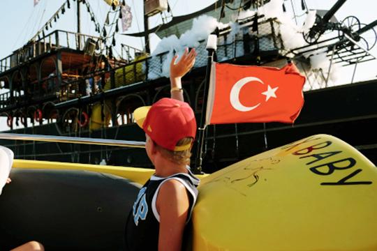 Никто не любит Турцию больше, чем мы россияне