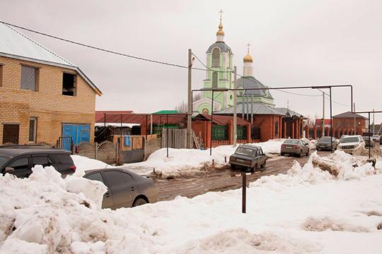 «ВТукаевском районе несколько лет назад была ведь стопроцентнаягазификация. Проблема невтом, что забыли про какие-то деревни, села, автом, что район последние годы динамично растет засчет ИЖС»