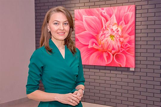 Ильсия Загидуллина: «У нас ежегодно проводятся новые и интересные художественные выставки и проекты»