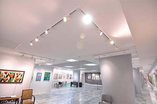 «За 2018 год нами организовано 3071 мероприятие, из них 50 открытий выставок, которые посетило около 58 тыс. человек»