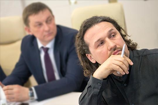 Святослав Мурунов:«Изкрайности вкрайность бросаются наши застройщики.Вгороде может быть ивысотное жилье, иобъекты малой, средней этажности»