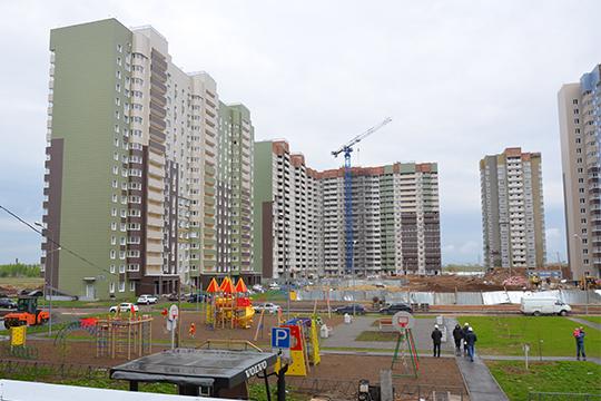 Насегодняшний день максимальная высотность домов, строящихся посоциальной программе Госжилфондом, составляет 18 этажей