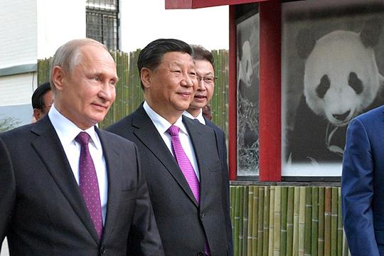 «России надо вести прагматичную политику ивезде, где возможно, использовать китайцев вкачестве партнеров»