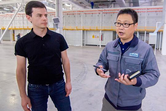 Новый завод Haier вЧелнах: миллион стиралок имечты остопроцентной локализации