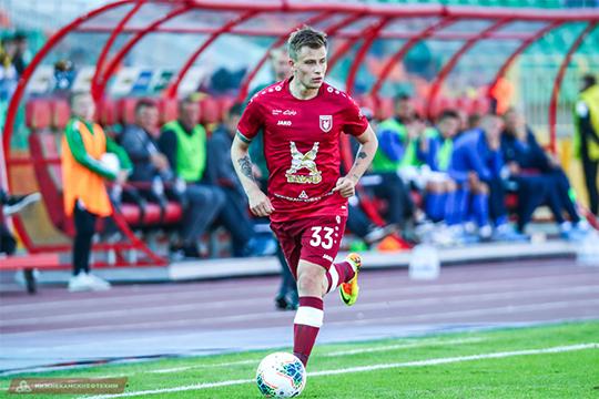 «С правой стороны Олег Данченко подтвердил свой хороший уровень»