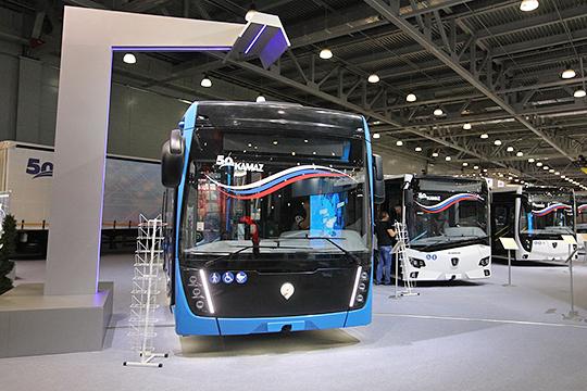 «Мыхотим предложить жителям нашей страны наулицах наших городов красивые комфортабельные автобусы»