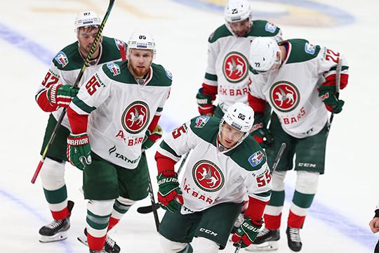 Обе шайбы казанцев в матче против ЦСКА забросил Ткачёв — именно он и создал большинство моментов команды