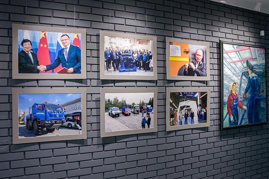 Стоит отметить, что совместные выставки картинной галереи с музеем КАМАЗа проходят уже третий раз