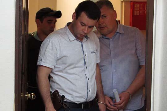 Челнинский ОБОП почти чист: сподполковника Закирова сняли 6 из7 обвинений